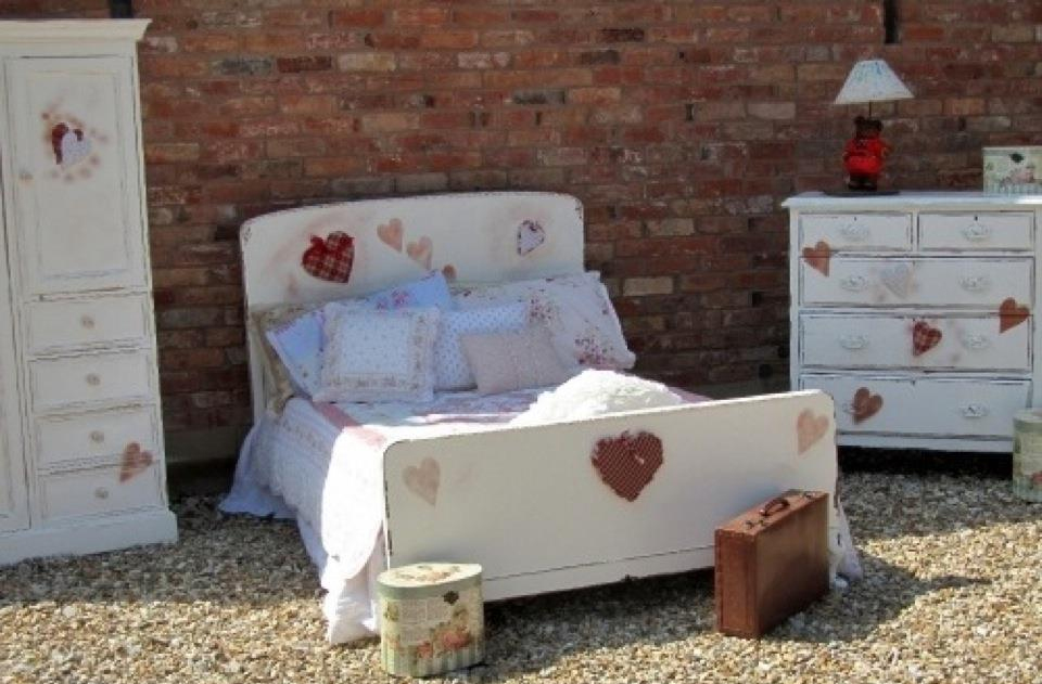 Bed Shabby-Chic